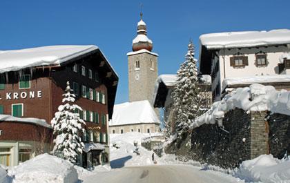 lech resort